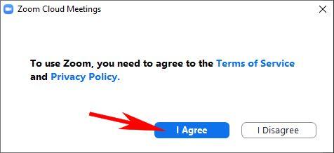 Συμφωνία με τους όρους χρήσης