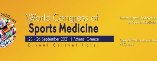 XXXVI WORLD CONGRESS OF SPORTS MEDICINE